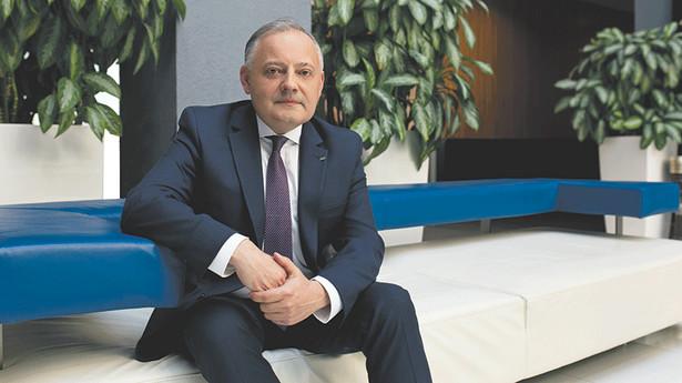Wojciech Dąbrowski, prezes PGE