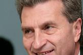 Ginter Etinger, EU komesar