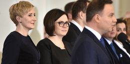 Agata Duda przyćmiła ministrów!