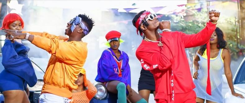 Rayvanny and Diamond. Diamond's manager explains what will happen to scheduled Kenyan shows after ban