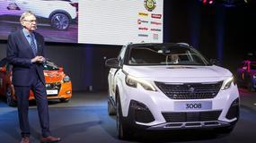 Peugeot 3008 samochodem roku!