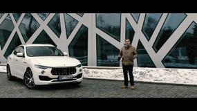 Maserati Levante - SUV dla wyjątkowych kierowców