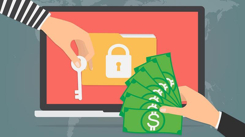 Kaspersky chroni nas przed ransomware