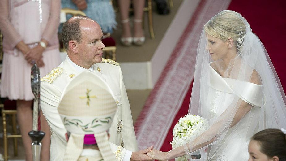 Książę Albert i Charlene