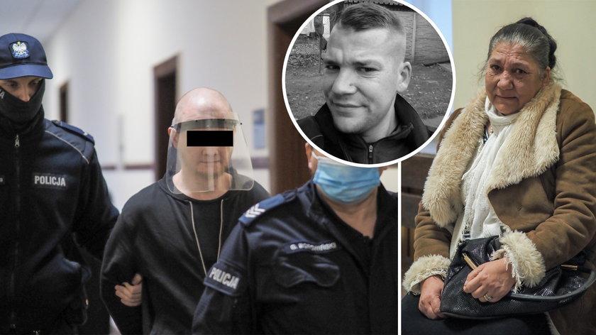 25 lat za zabójstwo Gracjana Baranowskiego