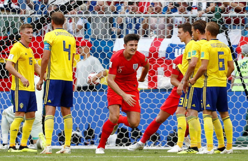 World Cup - Quarter Final - Sweden vs England