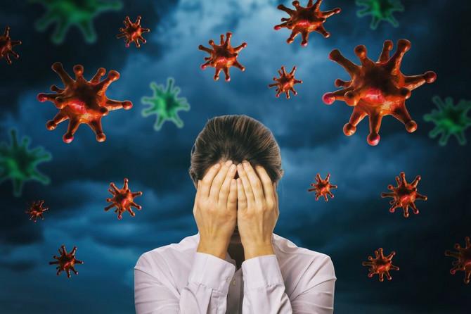 Korona može negativno da utiče na naše psihičko zdravlje