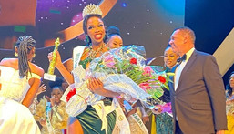 Oluchi Madubuike the newly crowned Most Beautiful Girl in Nigeria [Pulse]