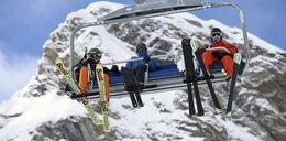 Wypadek na nartach. 6-latek spadł z wyciągu!