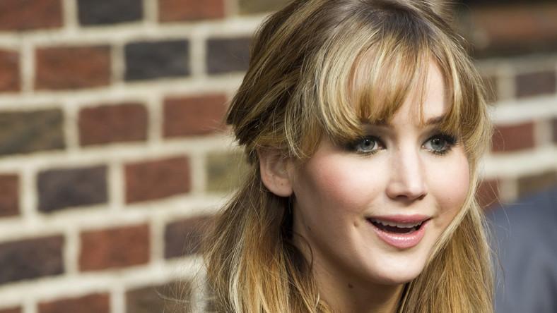 """Jennifer Lawrence musiała schudnąć do """"Igrzysk śmierci"""""""