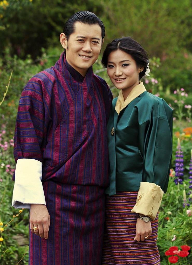 Kraljevski par iz Butana često porede sa princom Vilijamom i Kejt Midlton