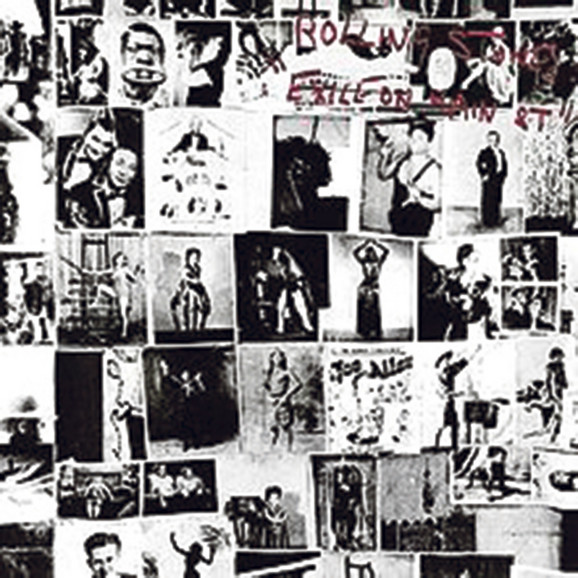 Rolling stones - Exile Main St