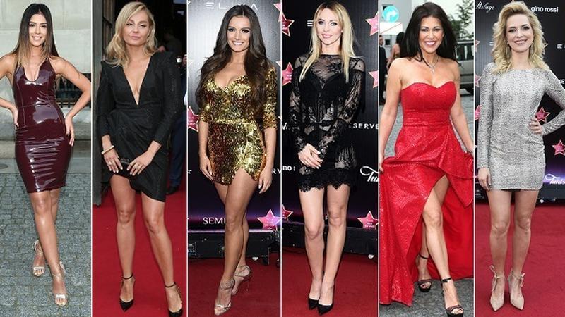 Wielka Gala Gwiazd Plejady 2017: nogi celebrytek