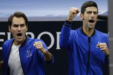 DA, MOGUĆE JE Slavni Švajcarac se prihvatio nove uloge - Rodžer Federer kao TRENER NOVAKA ĐOKOVIĆA /VIDEO/