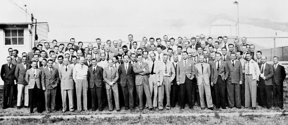 140 raketnih naučnika u Teksasu