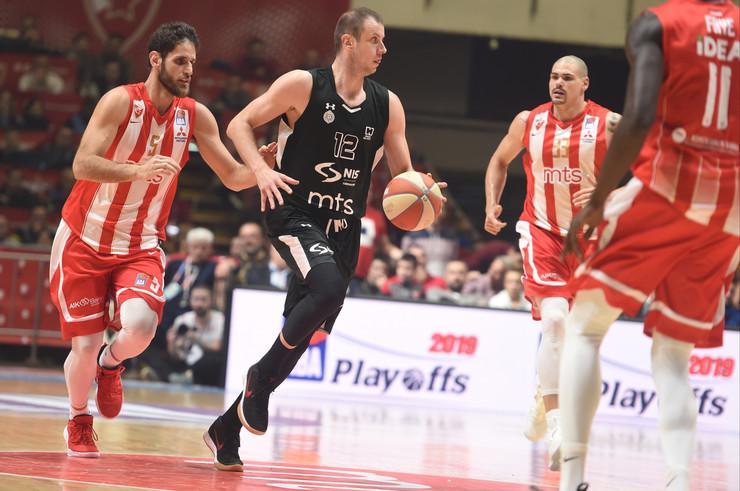 KK Partizan, Novica Veličković