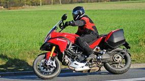 Aplikacja Ducati na iPhone dla posiadaczy motocykli Multistrada 1200 S