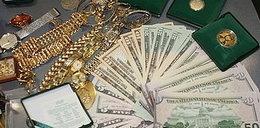 Złodziej ukradł łup za 200 tys. zł. Okazał się....