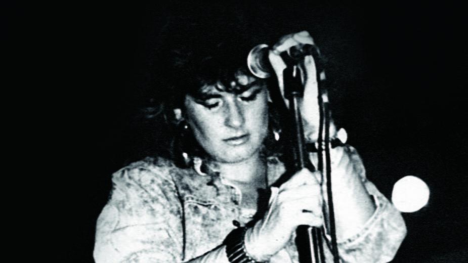 Beata Kozidrak - zdjęcie archiwalne, niedatowane