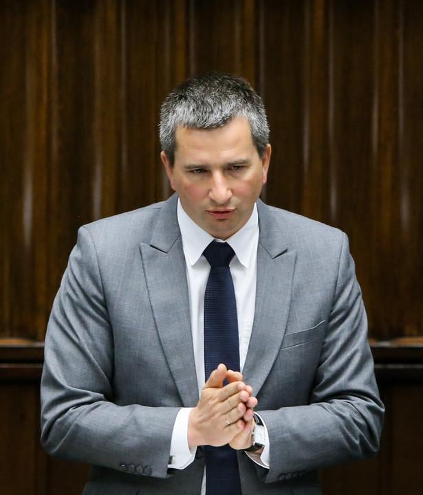 Mateusz Szczurek. Fot. PAP/Paweł Supernak