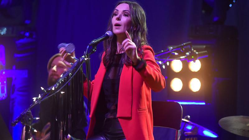 Kasia Kowalska zagrała ekskluzywny koncert