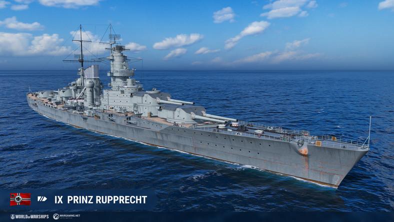 Pancernik Prinz Rupprecht