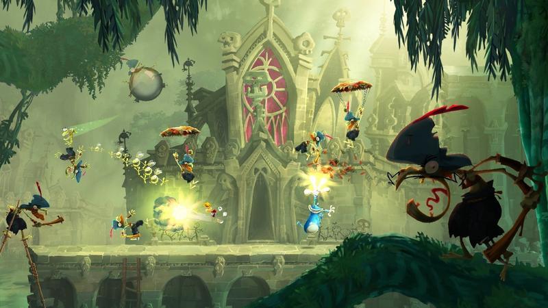 Rayman: Legends E3
