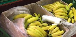 Spokojnie przebierała w bananach, gdy poczuła uszczypnięcie. Klientkę sklepu pogryzł egzotyczny pająk? Trafiła do szpitala