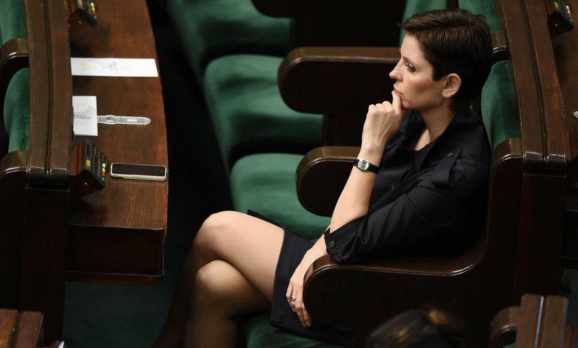 Molestowanie w Sejmie