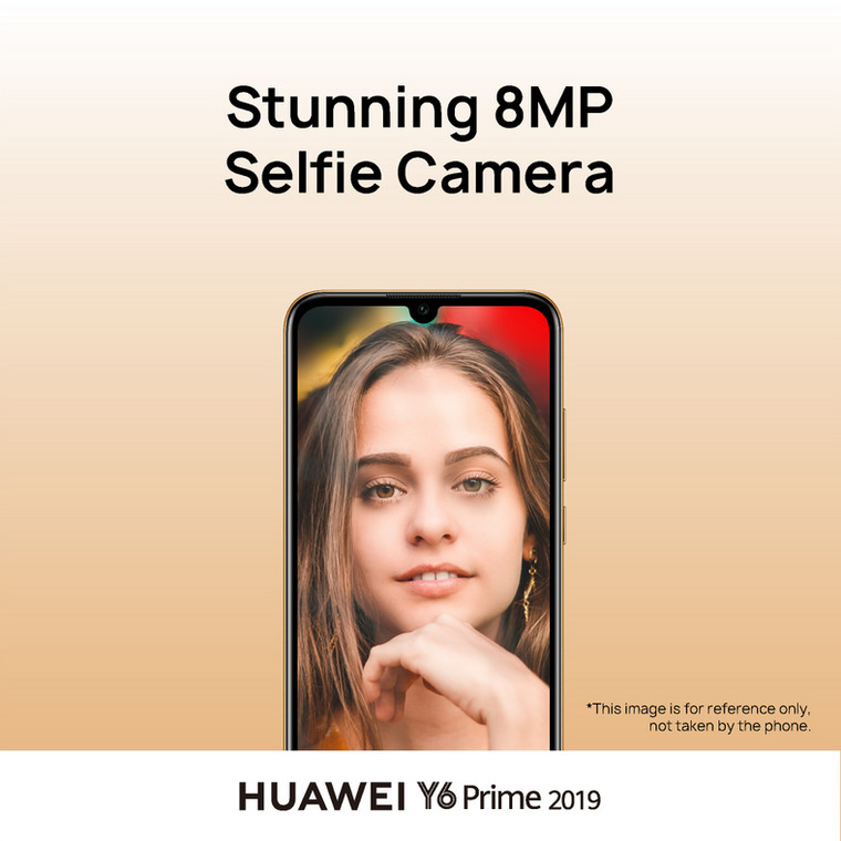 HUAWEI Y6 Prime 2019 an excellent option for budget and style