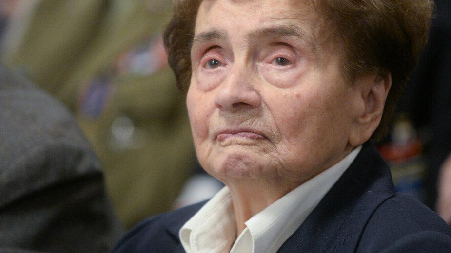 """""""Ten pomnik będzie pięknym gestem dla nas wszystkich"""" - Halina Jędrzejewska"""