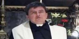 W kościołach ostrzegają przed groźnym księdzem!