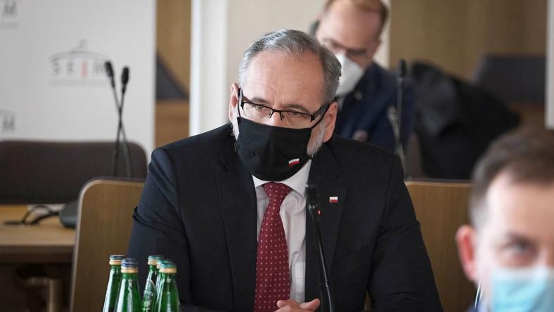 Adam Niedzielski PAP/Mateusz Marek