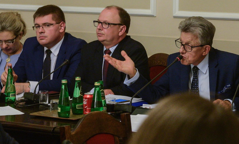 posiedzenie komisji sprawiedliwości i praw człowieka
