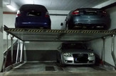 Parkiranje na Lionu