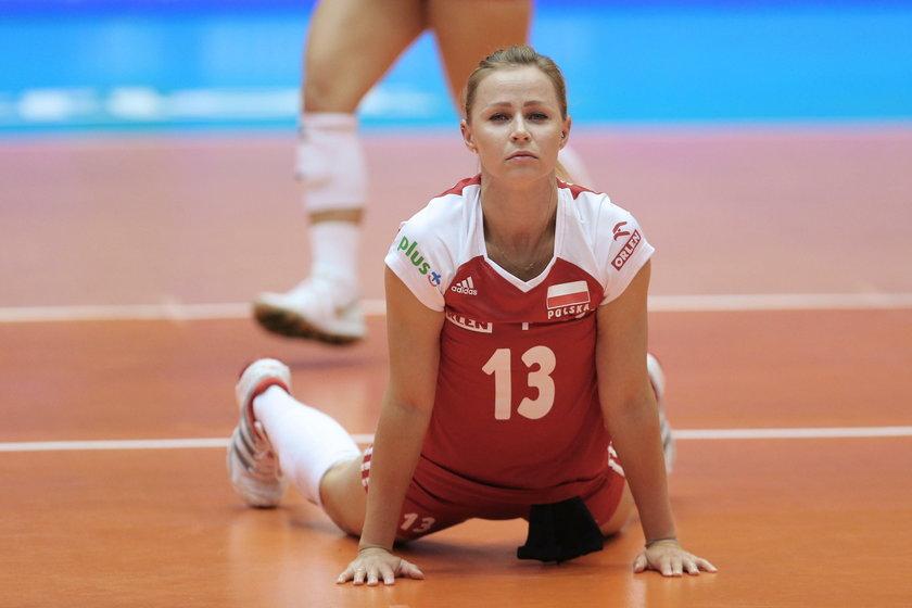 """Libero polskiej drużyny Paulina Maj-Erwardt zdradziła w rozmowie z """"Faktem"""", jakie prognozuje szanse medalowe"""