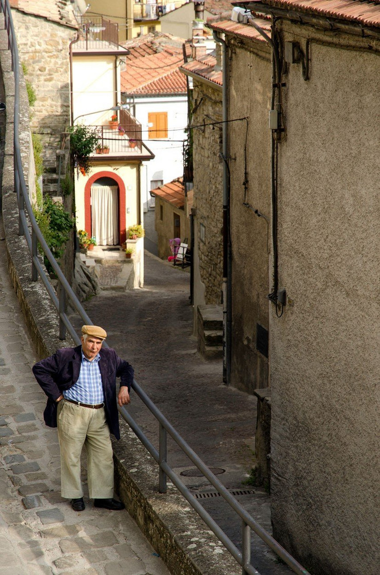 italija stari ljudi