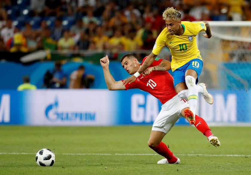 Brazylia Szwajcaria MŚ 2018