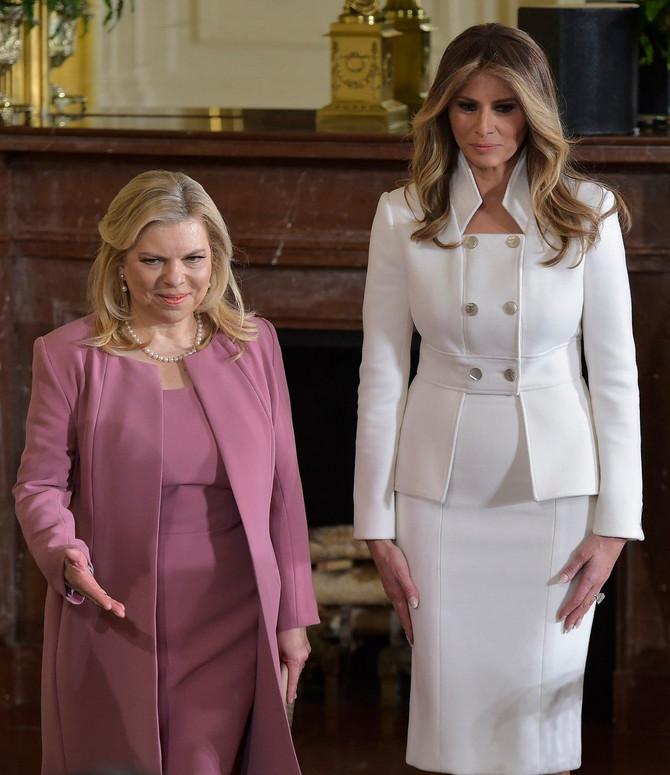 Susreti sa američkim predsednikom i njegovom suprugom su česti