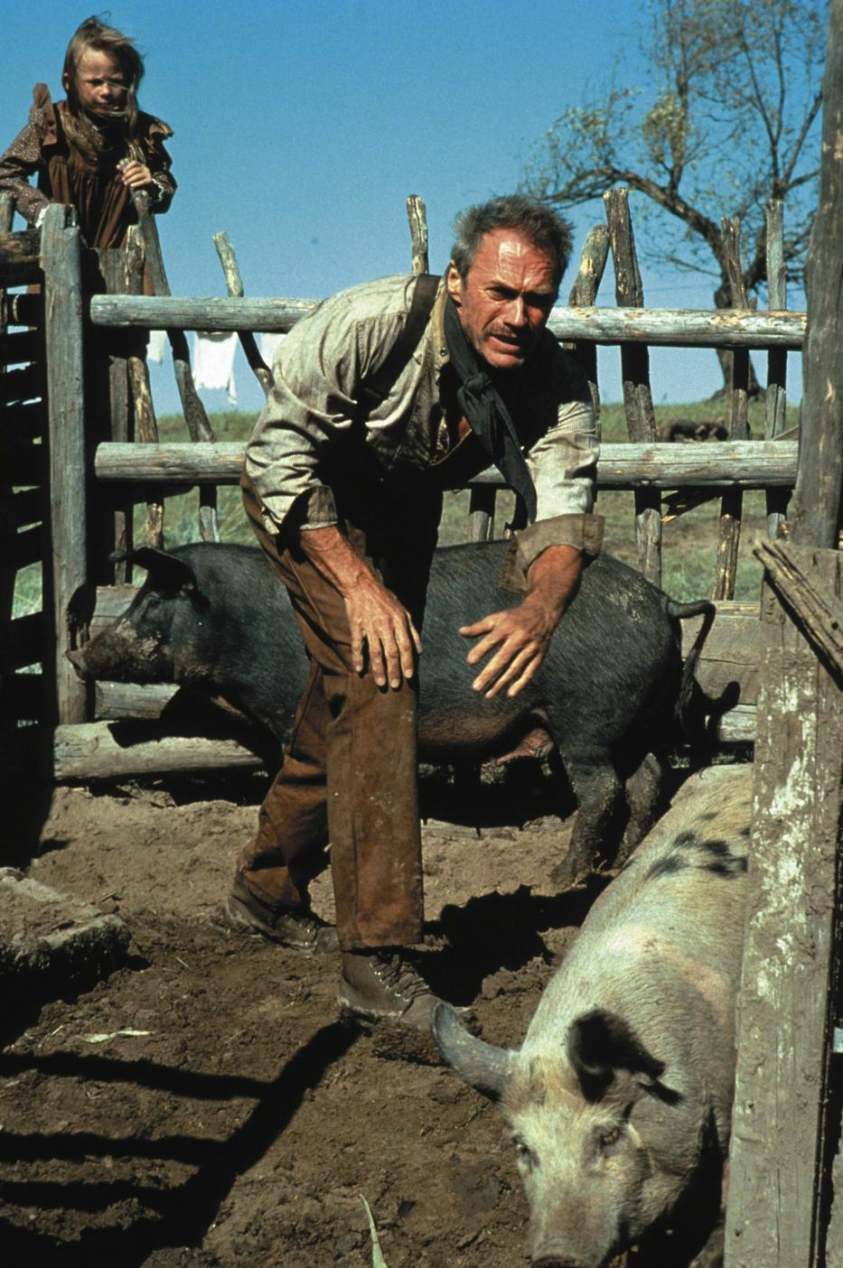 A Nincs bocsánat című filmjével leszámolt a vadnyugattal (Fotó: RAS-archív)