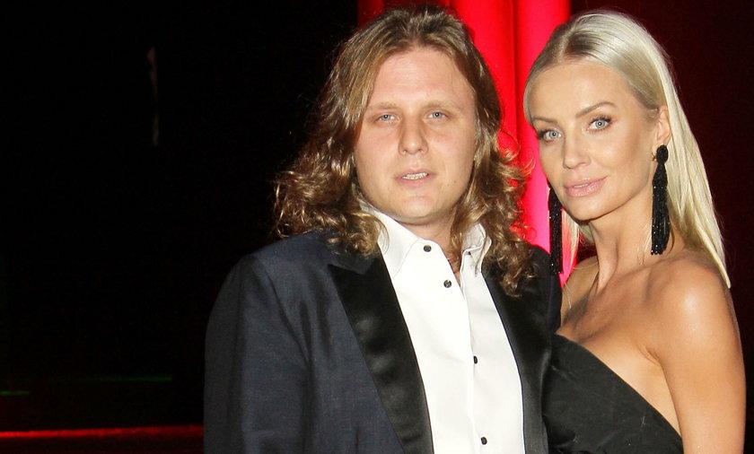 Agnieszka Szulim i Piotr Starak.