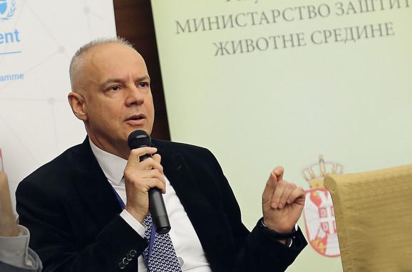 Radojičić: Trenutno radimo i na razvijanju strateškog plana koji će se baviti klimom, energijom i Beogradom kao