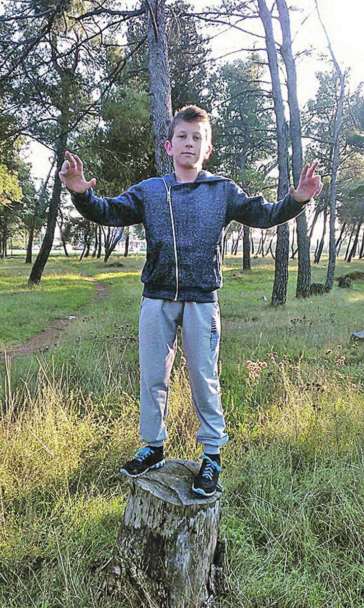 mali crnogorac rade račić