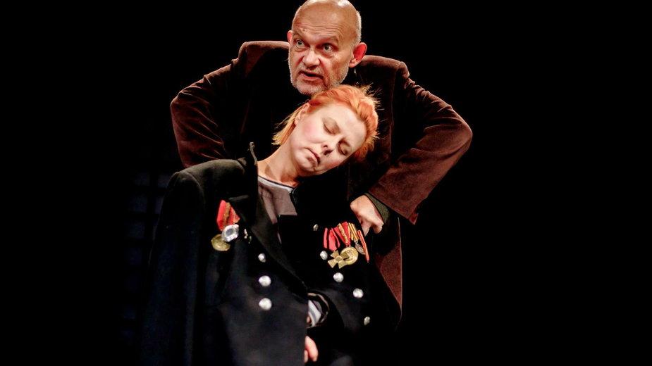 """""""Biesy"""", reż. Janusz Opryński, Teatr Dramatyczny w Warszawie"""
