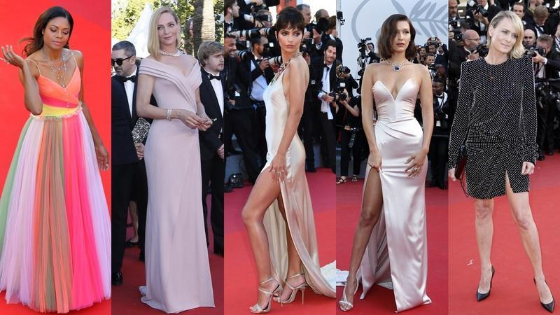 Otwarcie Cannes 2017