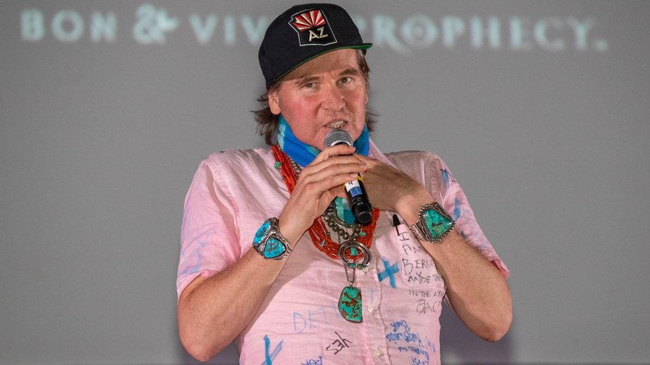 Val Kilmer w 2019 roku