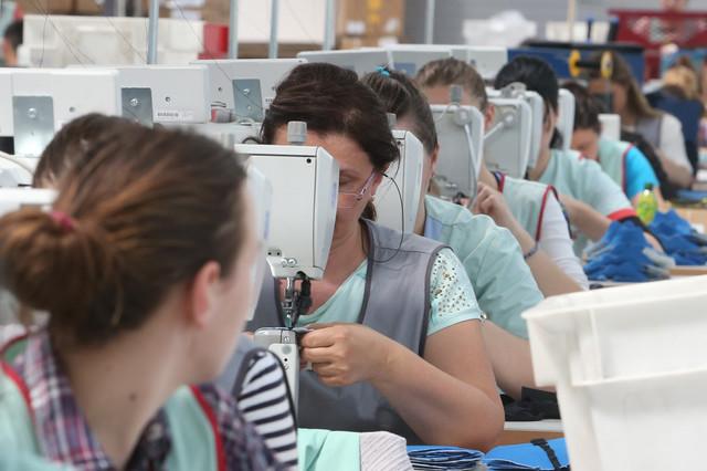 Istraživanje je provedeno u tri fabrike