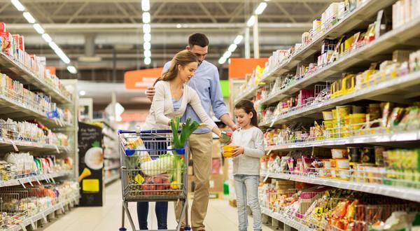 W ciągu ostatnich 10 lat wydatki na żywność wzrosły o 35 proc.