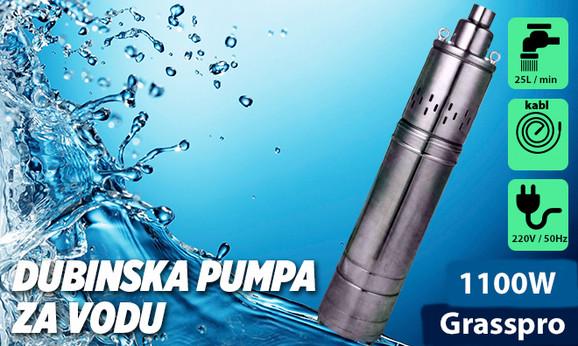Dubinska pumpa za vodu