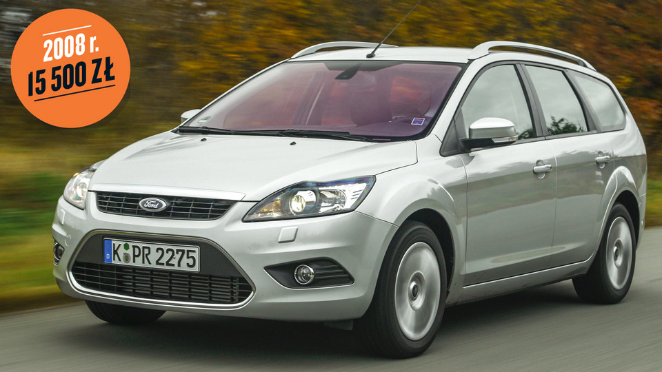 Ford Focus II Turnier (2004-10)
